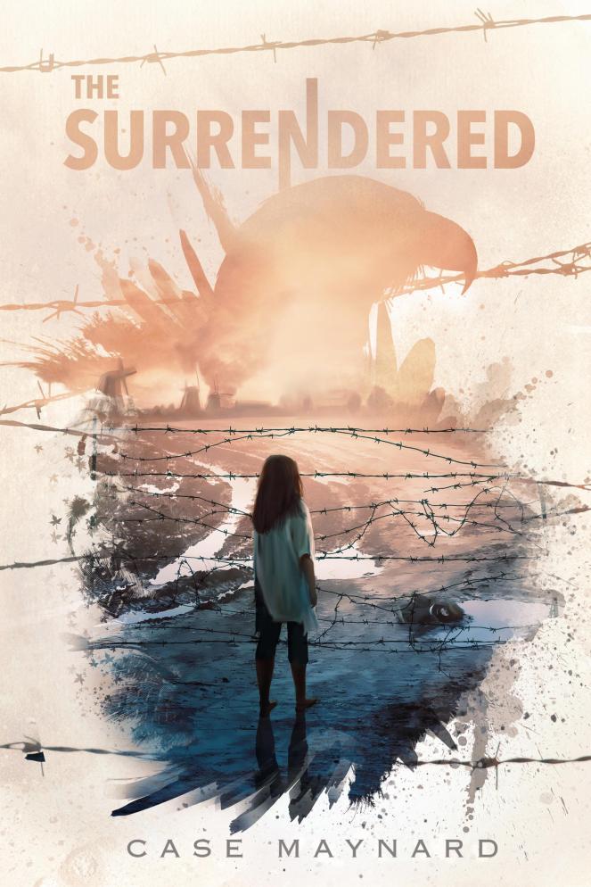 The surrendered - Case Maynard (Blaze Publishing) Ebook