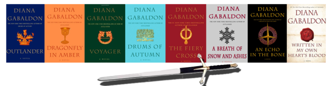 Diana-Gabaldon-Books